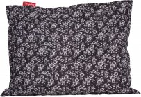 Sedací pytel CRAZYBAG classic black flower